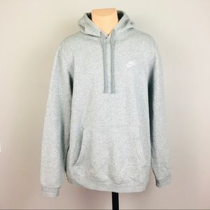 Nike Pullover Hoodie with Pockets Men's L